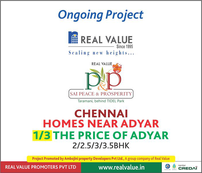 Ongoing Projects | Real Value Promoters Pvt. Ltd.